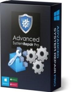 Advanced System Repair Pro 1.9.3.8 Crack Plus Serial Key Free Download (Latest)