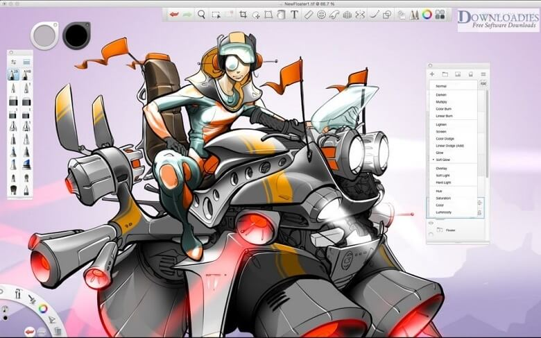Autodesk SketchBook Pro 2021 Crack Plus Serial Keygen Free Full (Latest Version)