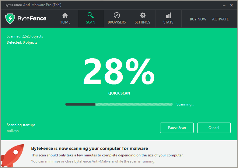 Bytefence Anti-Malware Pro 5.7.0.0 Crack Full With License Code Download (Latest Version)