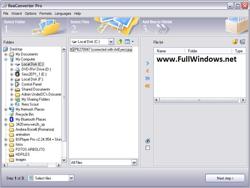 ReaConverter Pro Activation Key