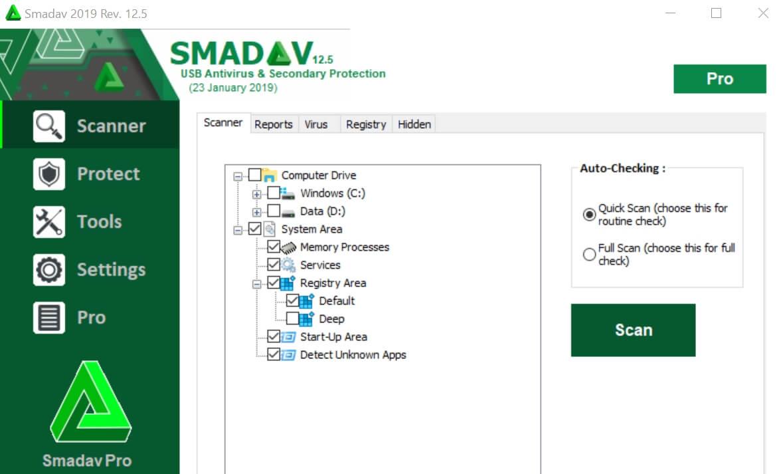 Smadav Pro Key 2021 Crack 14.5.0 + Serial Key Free Download