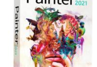 Corel Painter 2021 Crack + Keygen & License Key Download Latest Version