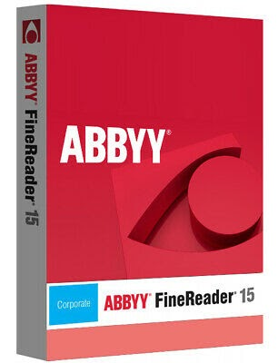 ABBYY FineReader 15 Crack Full Updated Free