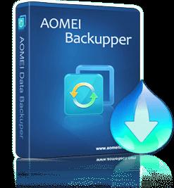 AOMEI Backupper Pro 6.4 Crack Plus License Key Free Download Latest