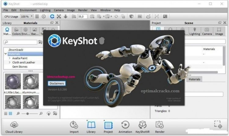 Luxion Keyshot Pro 10.0.198 Crack With Keygen Download