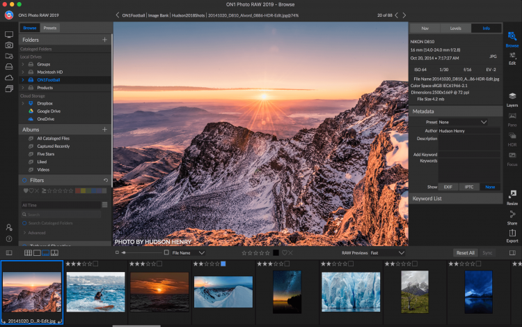 ON1 Photo RAW 2021 Crack Plus Activation Code Download (Updated)