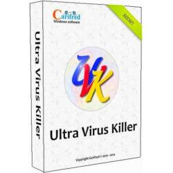 UVK Ultra Virus Killer 10.19.1.0 Crack Plus Keygen & Activation Code Free Download Latest