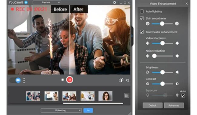CyberLink YouCam Deluxe 9.1.1927.0 Crack Plus Patch & Activation Key Download (Latest)