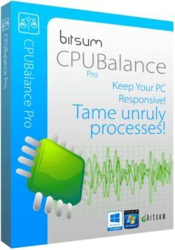 Bitsum CPUBalance Pro 1.0.0.92 Crack Plus Keygen Free Download (Updated)