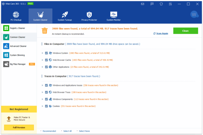 Wise Care 365 Pro 5.6.3 Build 559 Crack Plus Keygen & Activation Key Download Latest