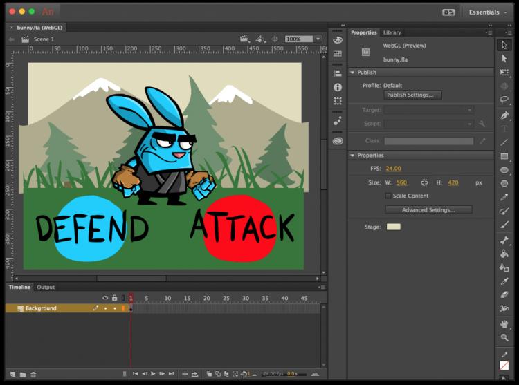 Adobe Animate CC 2021 Crack With Keygen Download