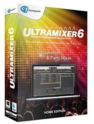 UltraMixer Pro Entertain 6.2.3 With Crack Download 2021
