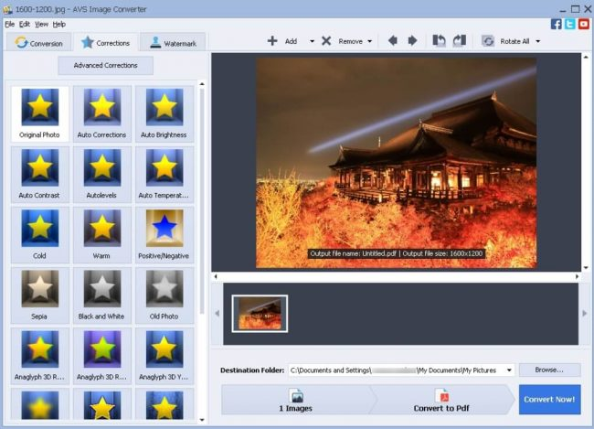 AVS Image Converter 5.2.5.304 With Crack Download