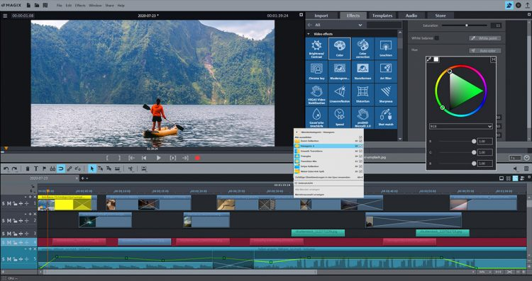 MAGIX Movie Edit Pro 2021 Crack With Serial Number Download