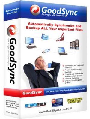 GoodSync 11.5.7.7 Crack With Activation Code Download 2021