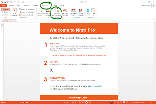 Nitro Pro 13.35.3.505 Crack With Activation Key Download