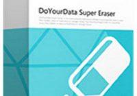 DoYourData Super Eraser 6.6 Crack With Serial Key Download 2021