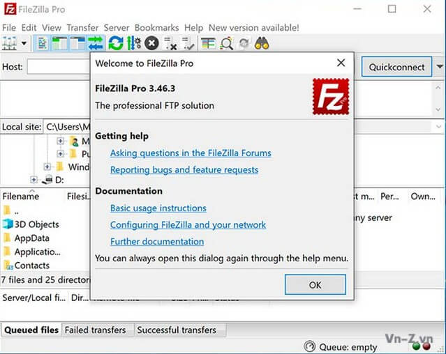FileZilla Pro 3.53 With Crack Download Latest Version