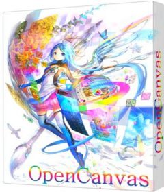 OpenCanvas 7.0.25 Crack With Patch Download 2021