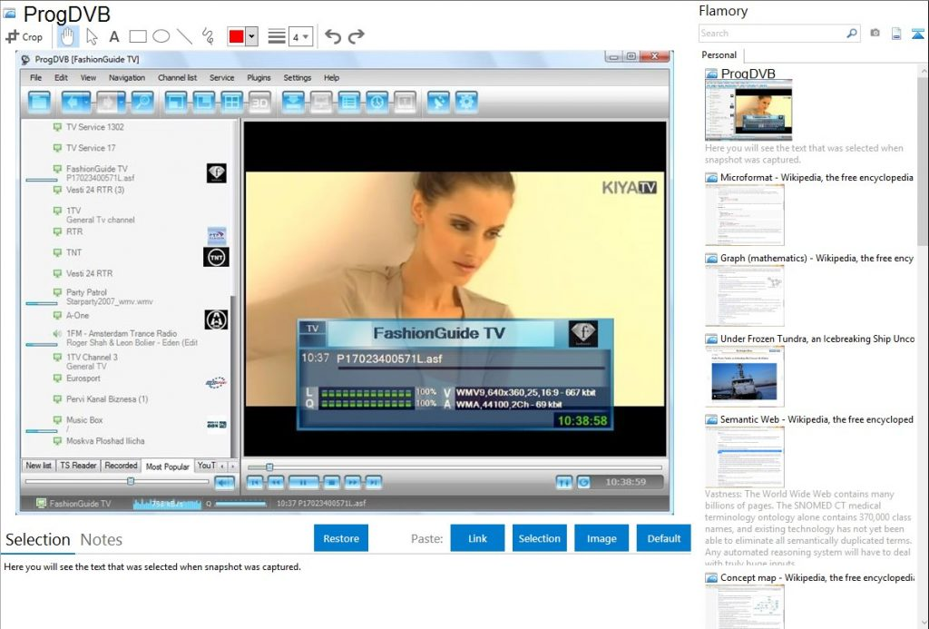 ProgDVB Professional 7.40.9 Crack With Seril Key Free Downloded
