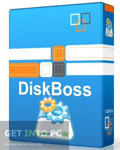 Disk Boss Ultimate 16.2.0.50 Crack/Keygen + Download Free