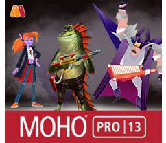 Moho Pro Crack 13.5.1 with License key download [Latest]